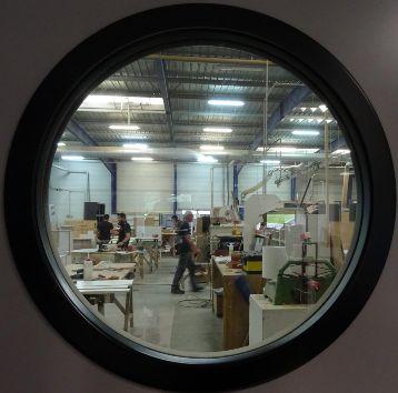 Le Groupe Evema, agencement de magasin, vitrines réfrigérées, études