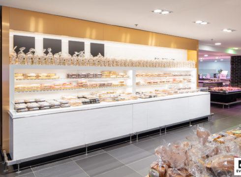 Evéma Agencement de Agencement - Leclerc - Mobilier Boulangerie