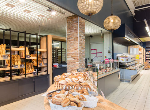 Evéma Agencement de Agencement Boulangerie & Pâtisserie