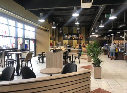 Evéma Agencement de Espace Boulangerie & Pâtisserie - Intermarché - Crépy-en-Valois