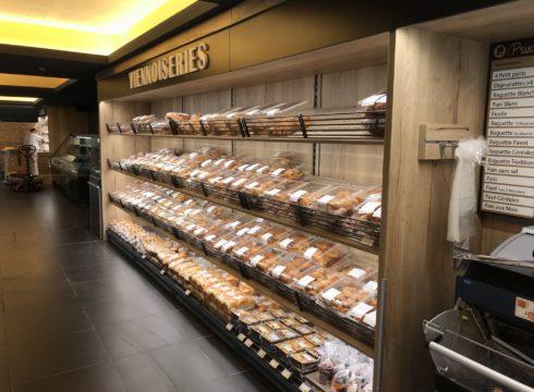 Evéma Agencement de Agencement Rayon Boulangerie