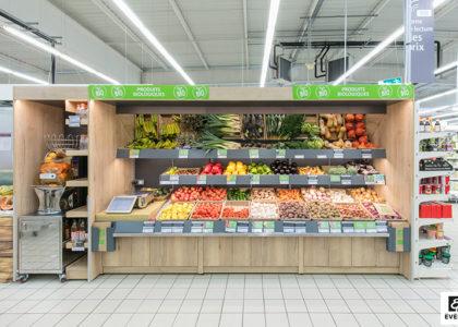 Evema Agencement - le mobilier Fruits et légumes
