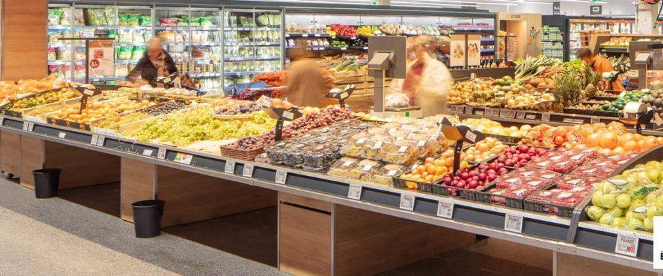 Blog Evema : [GMS] Quel agencement pour votre rayon fruits et légumes ?