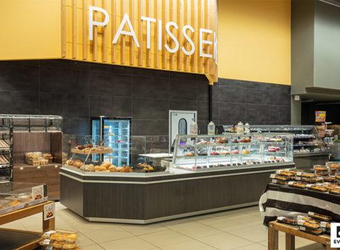Evéma Agencement de Agencement Rayon Boulangerie Pâtisserie