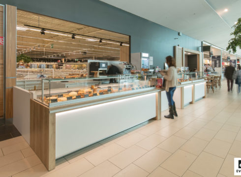 Evéma Agencement de Agencement - Le Lion d'Angers - Boulangerie